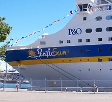 The Pacific Sun by judygal