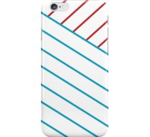 US Lines iPhone Case/Skin
