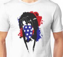 Amy Flag Design Unisex T-Shirt