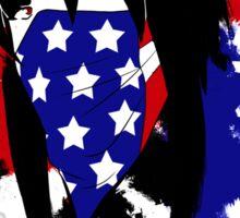 Amy Flag Design Sticker