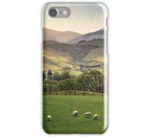 Over The Hills And Far Away iPhone Case/Skin