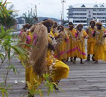 Island Dancers by judygal