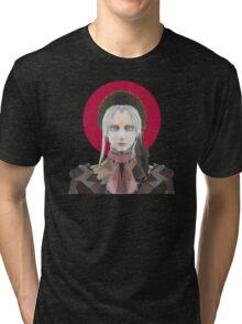 POLYGON PLAIN DOLL Tri-blend T-Shirt