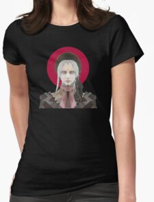 POLYGON PLAIN DOLL Womens Fitted T-Shirt