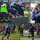 NSW Firebrigade-Firefighter Championships by GailD