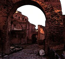 Where history shouts at me...... by mklau