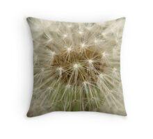 Dandelion Throw Pillow