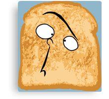 I Like Buttered Toast Canvas Print