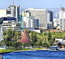 Perth - Australia by Craig Shillington