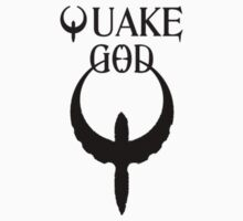 Quake God by Niklas Aronsson