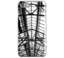 Greenhouse Glass Roof Detail | Upper Brookville, New York  iPhone Case/Skin