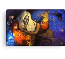 Power of Sire Canvas Print