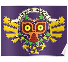The Mask of Majora Poster