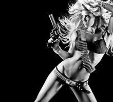 Girls and guns Calendar- MyGuns.com.au by NemesisGear