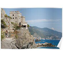 Monterosso al mare, Cinque Terre, Italy Poster