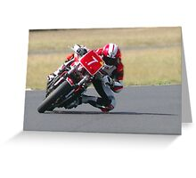 Leo... On The Limit! Greeting Card