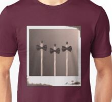 Pictures of Matchstick Men Unisex T-Shirt
