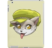 Cat with a Hat iPad Case/Skin