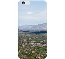 Sedona Panorama 1 iPhone Case/Skin