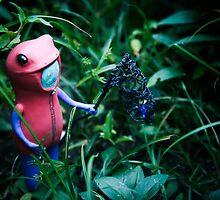 Butterfly Hunter by Mrs-Kirki