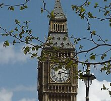 Big Ben by Kymbo