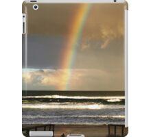 Watchin the Rainbow iPad Case/Skin