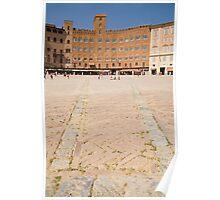 siena, Tuscany, Italy Poster