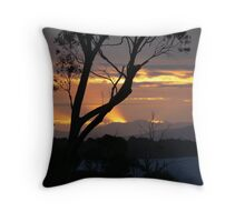 Fire Within!                 (Bruny Island) Throw Pillow