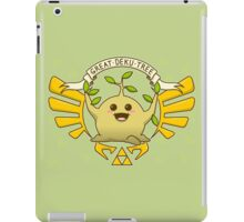 The Wise Deku Tree iPad Case/Skin
