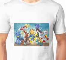My Little Pony X-Men Unisex T-Shirt
