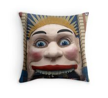 Luna Park Throw Pillow