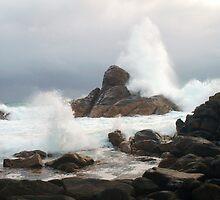 Angry Seas by Jon Staniland