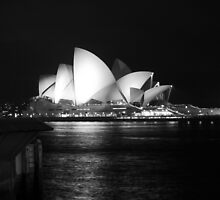 Sydney Opera House by Jason Dymock Photography
