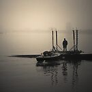 Gone Fishing  by Christine  Wilson Photography