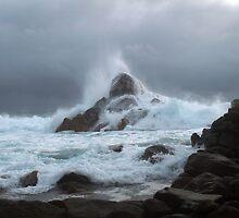 Angry Seas II by Jon Staniland
