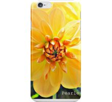 Sunshine Yellow Flower iPhone Case/Skin