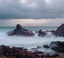 Angry Seas III by Jon Staniland