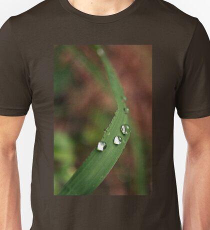 water drops 2 Unisex T-Shirt