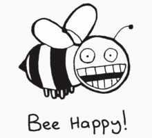 Bee Happy by bodiehartley