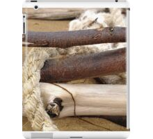 Beach Rope iPad Case/Skin