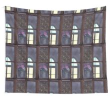 Church Window Wall Tapestry
