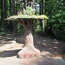 Hobbit Tree House by AuntieBarbie