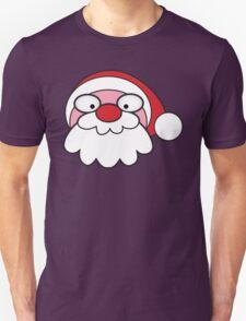 SANTA cute face Christmas Unisex T-Shirt