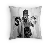 Osama bin Swaggin Throw Pillow