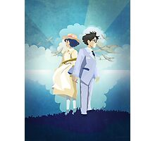 The Wind Rises Photographic Print
