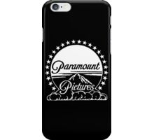 Paramount Pictures 1917 (white on black) iPhone Case/Skin