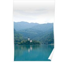 Bled Lake, Slovenia Poster