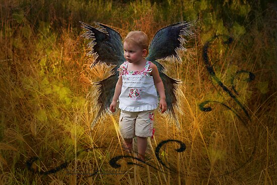 """""""Autumn Angel"""" - Strictly Limited Edition by StarKatz"""