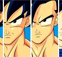all about goku by macanapi