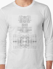strukturer II Long Sleeve T-Shirt